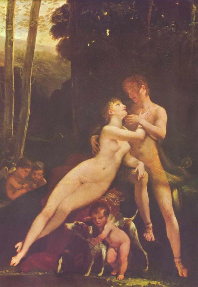 Эротика в искусстве директмедия