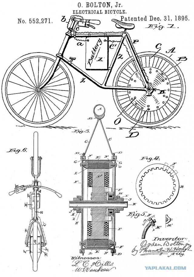 Мотор колесо своими руками чертежи