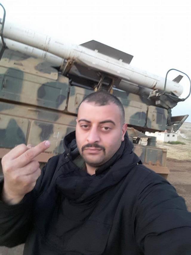 Сирийский боец ПВО развернуто описывает итоги ракетной атаки на Сирию