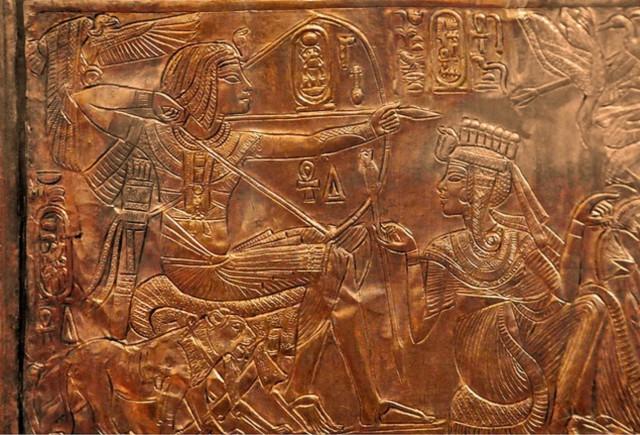 Секс в древнем Египте. Священный и не очень
