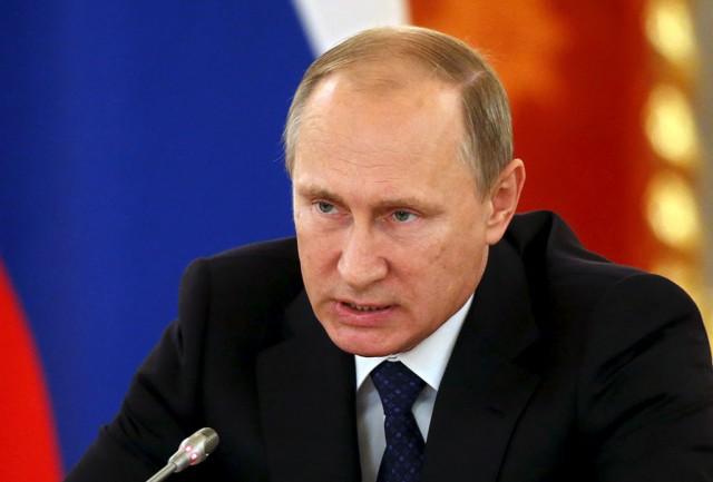 Путин назвал удар США по Сирии агрессией против суверенного государства