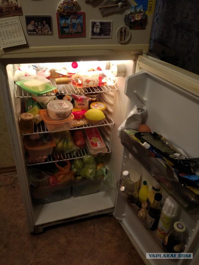 Может нужен кому холодильник на дачу?