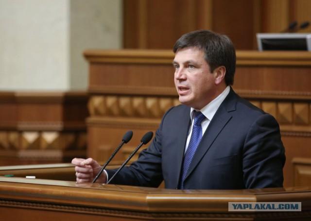 Вице-премьер Украины на форуме в Беларуси попросил не говорить по-русски