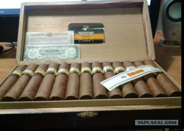 Набор сигар: COHIBA MADURO 5 MAGICOS (25 ШТ)