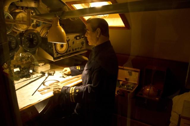 пеленгатор подводной лодки