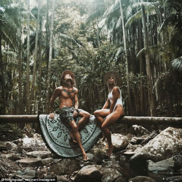 Нескромная австралийская пара открыто пропагандирует секс в инстаграме