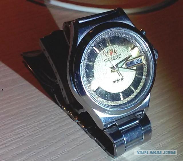 Зарядка для механических часов