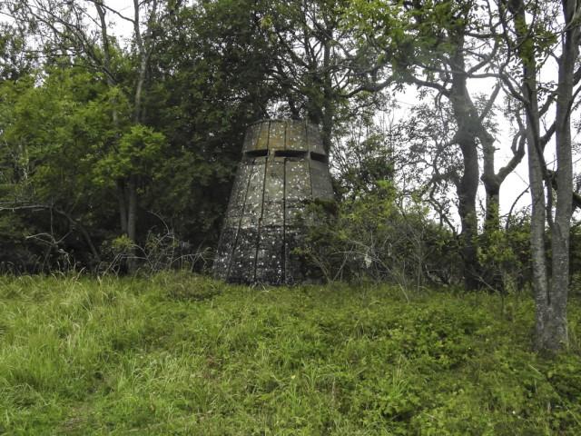 Путешествие на Осмуссаар (остров где по легенде находится могила Одина)