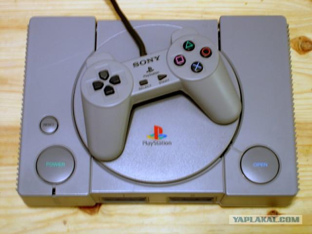 PlayStation -1 обменяю в Москве
