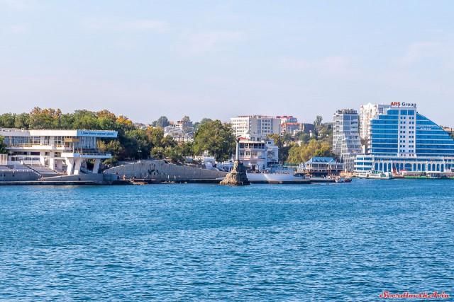 Крымские каникулы. Севастополь.