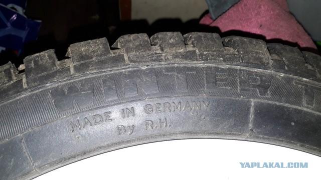 Комплект японских зимних колес 225/45/17