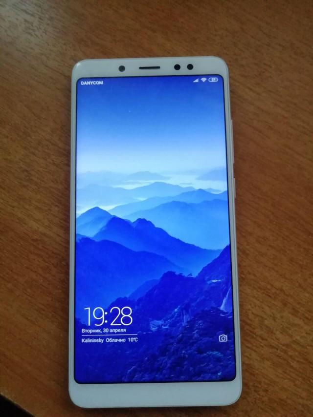 Xiaomi redmi note 5 4\64 Global
