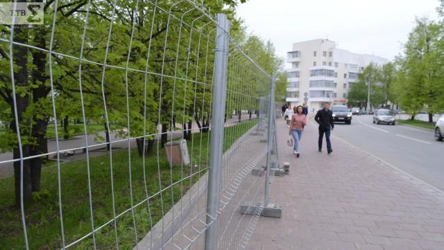 После допроса защитникам сквера в Екатеринбурге предъявили обвинение