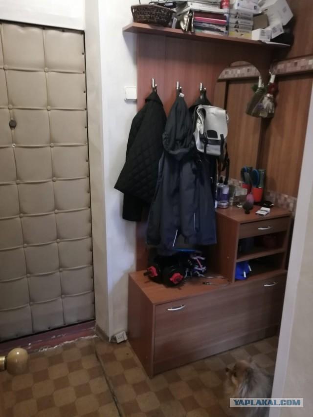 Сдам однокомнатную квартиру в Москве.