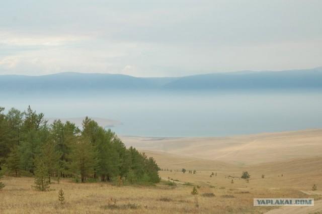 Челябинск-Байкал 2011