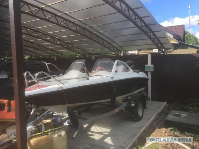 Лодка патриот 540 характеристики