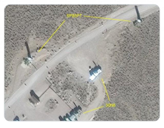 Эксперт объяснил появление С-300 на полигоне в США