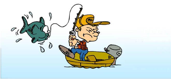 несогласованная рыбалка