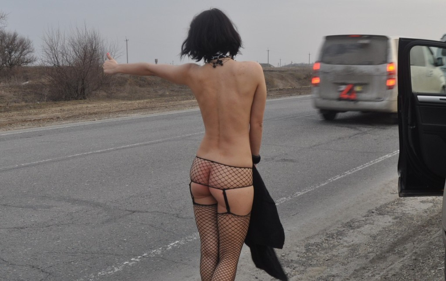 Проститутки на дорогах тюмени снять проститутку в городе серпухове