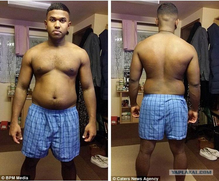 как похудеть парню 13 лет