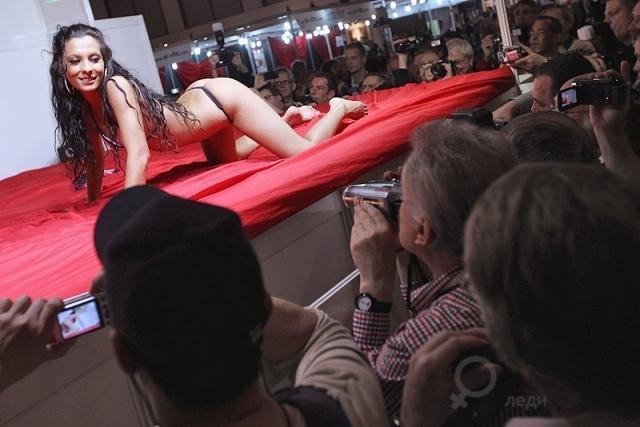 Берлин ярмарка секс индустрии