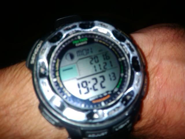 Наручные часы ''Metro Last Light''. Обновлённая версия
