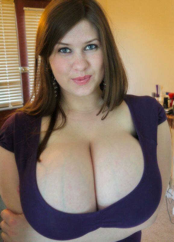 Alice super massive large breasts