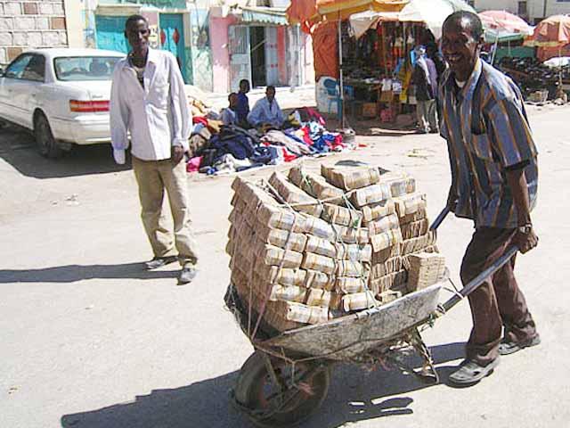 Суровая проститутка из Зимбабве