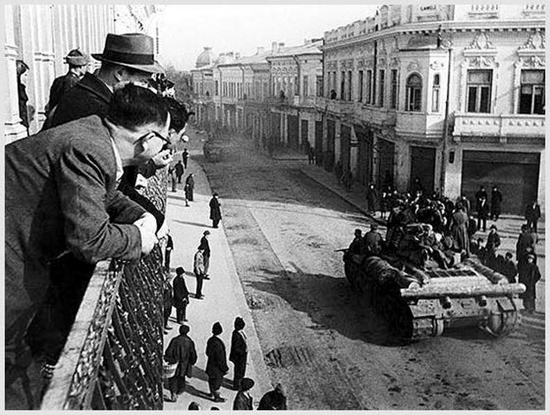 освобождение румынии в фото пожелали