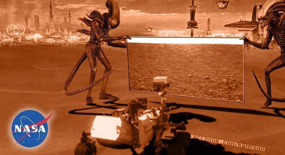 Миссия марсохода Opportunity официально завершилась: он работал 15 лет вместо запланированных трех месяцев - Цензор.НЕТ 7011