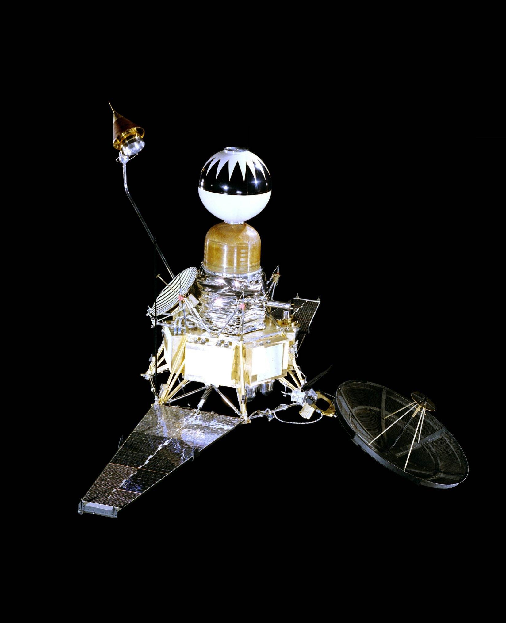 nasa ranger spacecrafts - 700×700
