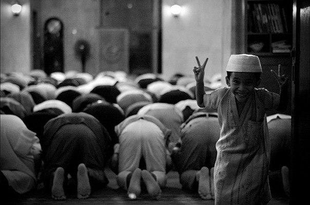 Великолепная статья ЯПОНКИ об исламе !