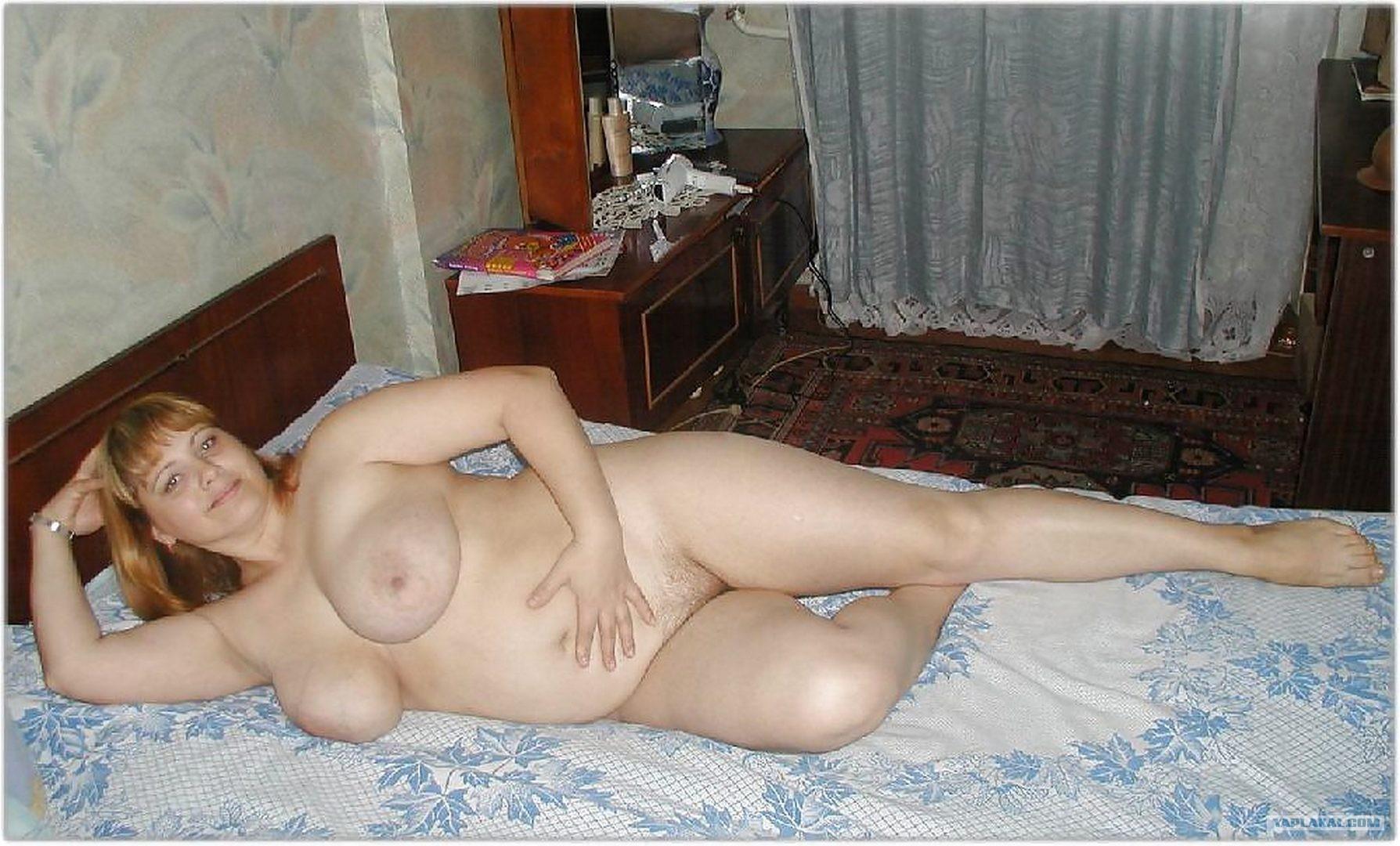 Домашние секси пышки