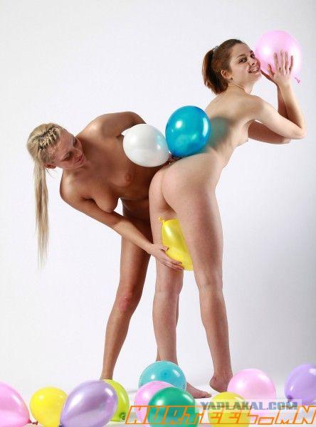 Balloon fetish custom