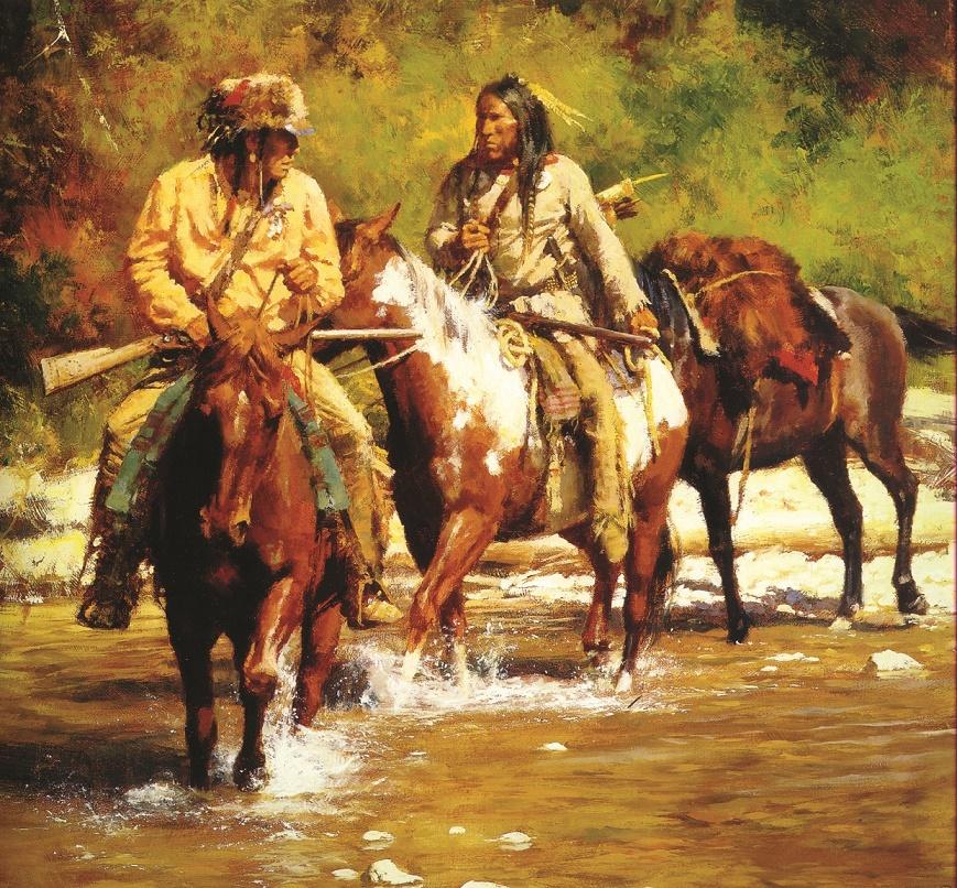 Картинки про индейцев северной америки