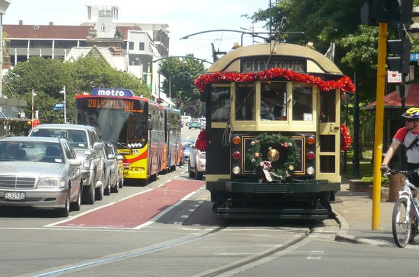 фото трамваи мира