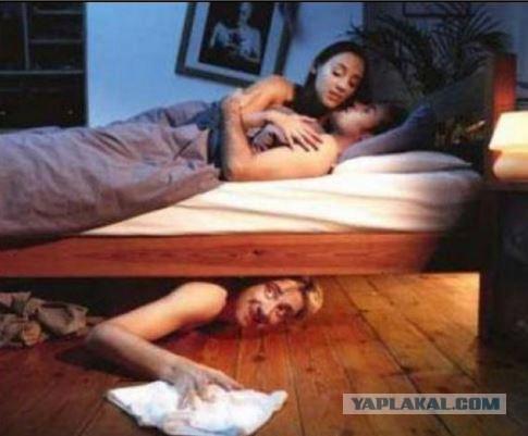 Мстит мужу изменнику не выходя из дома порно