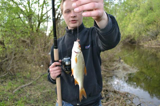 Рыбалка царев волгоградская область