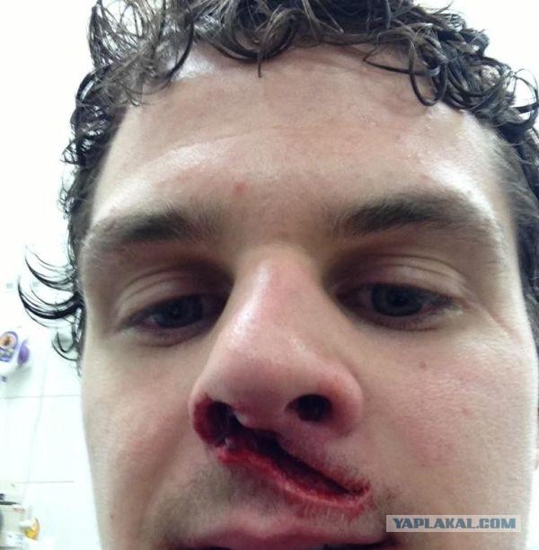 хоккеист мужики голие