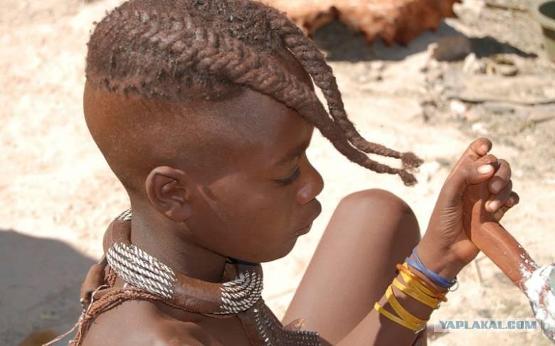 Оттягивание пениса видео племя