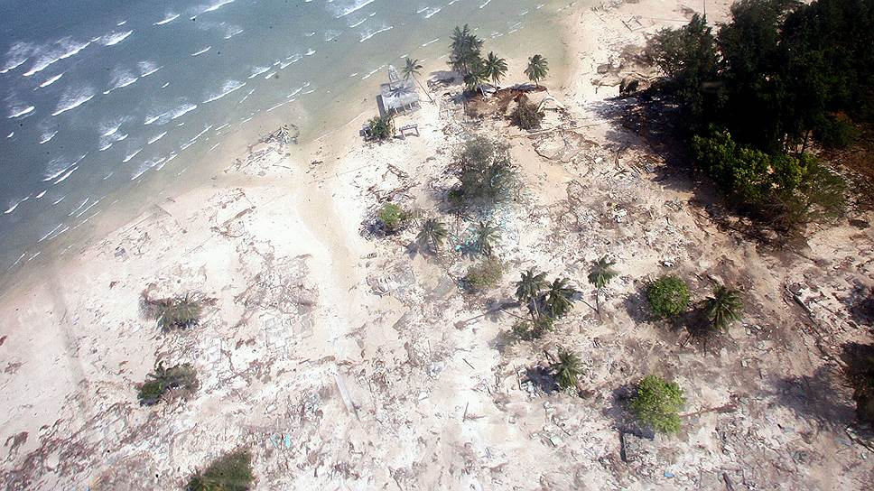 tsunami research paper Abstract: the purpose of this paper is to document and analyze the  impact of  the indian ocean tsunami generated by the sumatra-andaman earthquake of 26.