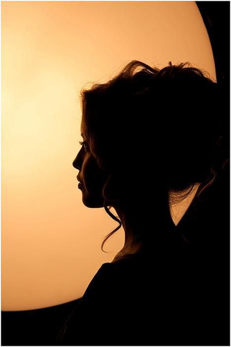 девушки тень картинки
