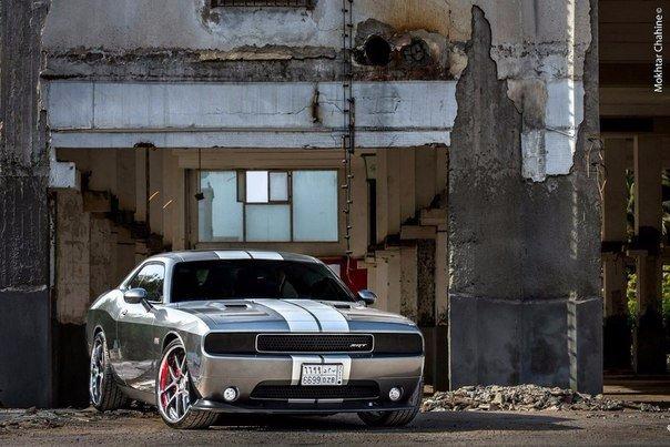 Dodge воскресил классический Challenger