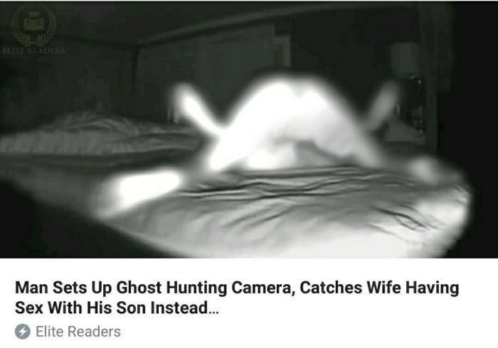 Муж установил камеру и поймал жену на измене