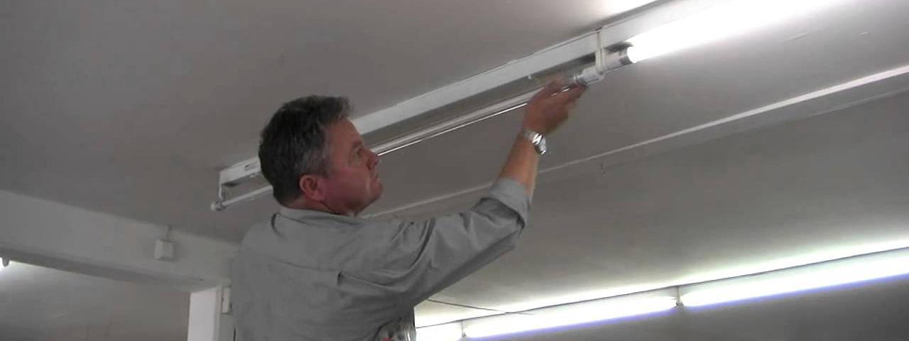 В Германии невозможно заменить лампочку на рабочем месте так, чтобы тебя не уволили