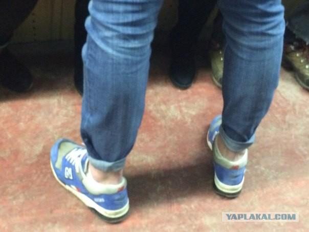 Гомики в носках