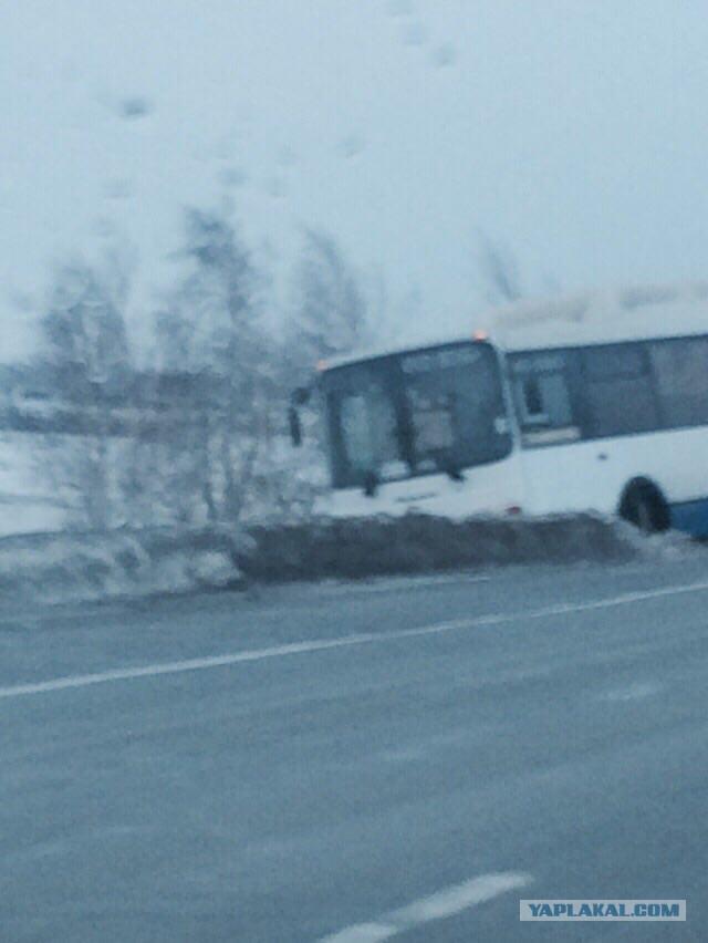 Аномальный ветер в г.Якутске РС(Якутия)