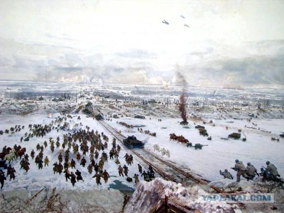 Как ломать горло врагу — урок на все времена. Прорыв Блокады Ленинграда!