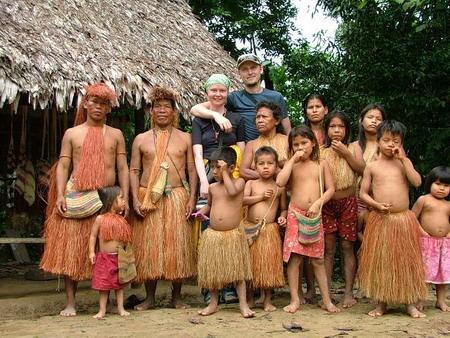 Амазонки и каннибалы и их сексуальные нравы