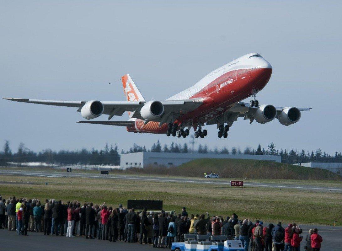 Сколько стоит боинг 747 новый
